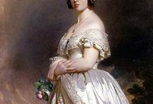 Lindiva vestidos 1850-1860