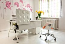 Office  design / Design by ECLECTARTE