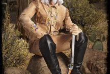Kowboje i Indianie / Stroje i gadżety, które doskonale sprawdzą się podczas imprezy w stylu Dzikiego Zachodu.