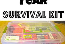 Freshman Year Survival / Tips and tricks for surviving the fresh start of freshman year  / by CWU Wildcat Shop