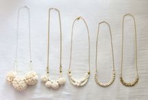 accesorios* / solo algunos que me gustan! no tan llamativos, ni comunes, ni grandes ;)