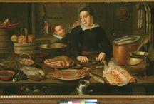 17th century food