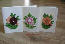 Quilling greetings