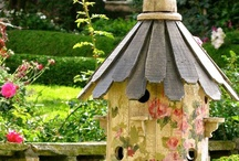 Home Away From Home! / Bird Houses!   / by Bits Of Whimsy