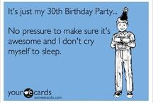 It's my party and I'll cry if I want to! / by Andrea Sears