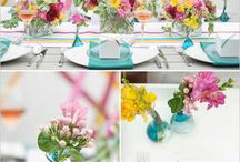 Party Ideas - Bridal Shower / DIY Party Ideas For Bridale showers or Bridal party. Wedding theme party  Party ideas,  food, birthday cakes, loot bag favor ideas, party themes, games, decorations, food table, crafts and activities to make your self.