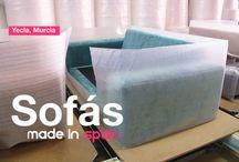 Fabricando: Made in Spain  / Como se fabrica un sofá en Fama para el programa Fabricando: Made in Spain de la 1 de TVE