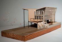 It's all presentation / Architecture + interior design Models, renderings and portfolio