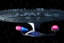 Star Trek Next Generation Enterprise Ship