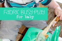Toddler activities DIY