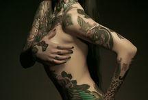 Beautiful Tattooed Women