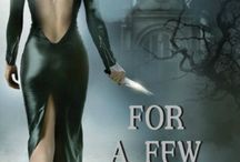 Urban Fantasy Books / Urban Fantasy book covers and reading lists.