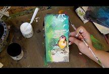 Diana Wakley birds