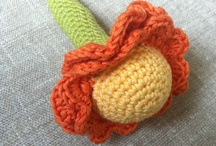 knitting & crochet baby accessories etc