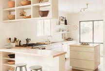 Be Inspired // Kitchens