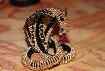 Beads – ideas / Плетение из бисера – идеи