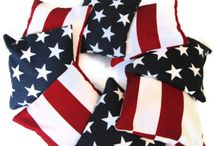 Perfect Patriotic Picnic / Memorial Day, Fourth of July, Labor Day and all those family moments in between deserve a little fun! Show your pride with these great American themed ideas!