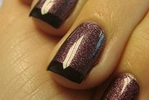 make up & nails / by Tonilyn Arceneaux