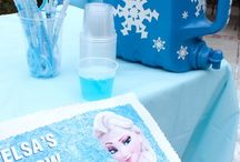 FROZEN.CATHY'S FAVORITE THEME!!! / by Cathy Faria