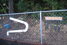 outdoor ed and school garden ideas / by Catherine Everett