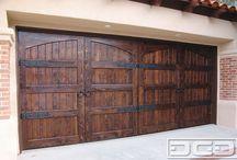 drzwi bramy
