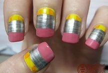 Nail polish idea! / by Deb Carrell