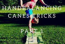 Hand Balancing