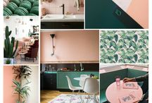 Green & Pink Combo