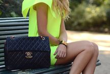 COLOR - Neon Yellow
