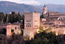 Tus pins de la Alhambra / Your pins from the Alhambra / En este espacio repineamos algunas de las imágenes de la Alhambra que publicáis en vuestros tableros / In this board we'll repin the images from the Alhambra that you like to show on your boards / by Alhambra de Granada