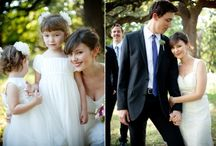 Posing ideas for tiny brides & tall grooms!