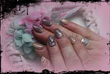 my work... nails