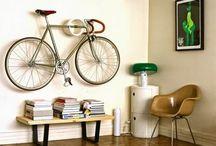 Bisiklet decorasyon