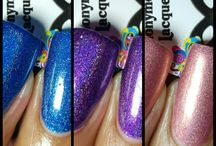 February 2016 - Anonymous Lacquer & Blue Eyed Girl Lacquer