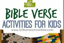 Bible enfants