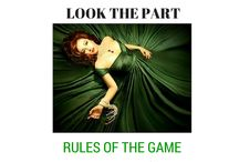 RULES OF THE GAME / Visual inspiration for Lori Wilde's novel RULES OF THE GAME.