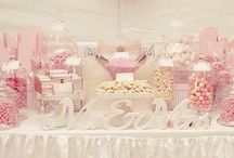 Colorful Candy Stations I Love