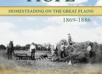 Cultivating Hope, book by Linda K. Hubalek / Cultivating Hope: Homesteading on the Great Plains, 1869-1886. Written by Linda K. Hubalek. The second book, in the Planting Dreams series portrays Swedish immigrant Charlotta Johnson as she and her husband build a farmstead on the Kansas Prairie.