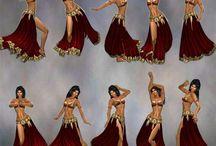 Danza del ventre e Oriental Tango / Danze e ritmi arabi