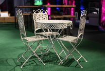 The Showman's Show 2015. / Photos of our furniture at The Showman's Show.