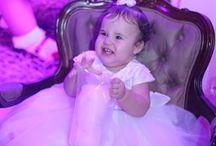 1 ano - Maria Fernanda / Ensaio fotográfico aniversário de 1 ano de Maria Fernanda