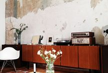 50ies/60ies interior