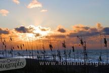 Sunrises I photographed