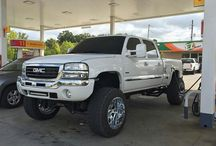 dream trucks/cars