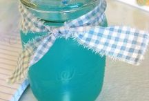 Baby Shower Recipes / Whether you're throwing a shower for baby girl or boy, Cascade Ice has several fun and festive drink ideas for your party! Free of sodium, gluten and caffeine, Cascade Ice's fizzy drinks are a great option for moms-to-be and their friends to enjoy not only at a baby shower but throughout their entire pregnancy.
