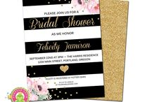 FYP | Bridal Shower Invitations / by Forever Your Prints