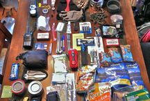 """Bug Out Bags, BOBs, Bug In Bags, Get Home Bags / Bug Out Bags, Get Home Bags, 72 Hour Kits, whatever you call them if you are serious about being prepared, not for the """"apocalypse"""" but for natural disaster, then you should put one together. Remember as with EDC pack your bag with what you may actually need and will use. If it's just you and your girlfriend you don't need that heavy 5 person tent. Keep it simple and pick items with multiple uses."""