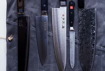 Knives and cutting implements