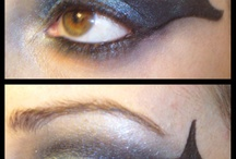 Whale and sea creature makeup