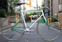 Track bike's